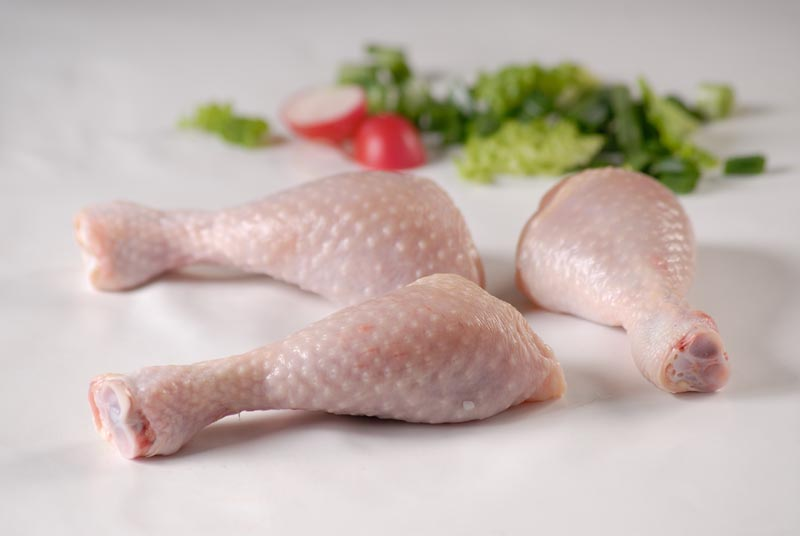 Chicken party drumsticks frozen / chilled