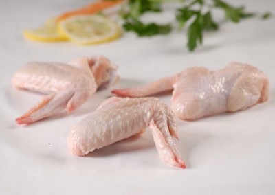 Chicken wings frozen / chilled